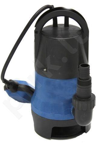 Panardinamas elektrinis vandens siurblys nešvariam vandeniui PD 400
