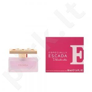 ESCADA ESPECIALLY DELICATE NOTES edt vapo 50 ml Pour Femme