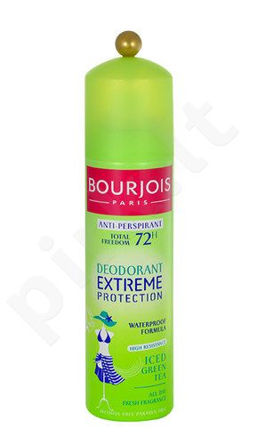 BOURJOIS Paris antiperspirantas 72h dezodorantas Extreme Protection, kosmetika moterims, 150ml