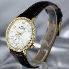 Moteriškas laikrodis BISSET Queen Ice BSAX01QLGWHBR
