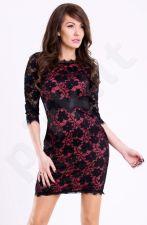 Emamoda suknelė - rožinė 11003-3