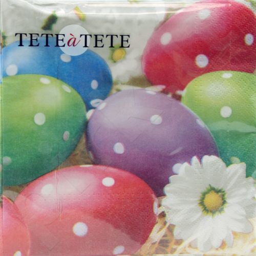 Servetėlės Tat Dotsy Eggs