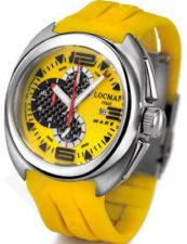 Laikrodis LOCMAN MARE chronografas 47mm  013000YLNBK9GOY