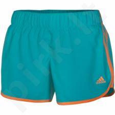 Bėgimo šortai Adidas M10 3-Stripes Shorts Woven W AZ2946-4