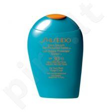 Shiseido Extra Smooth apsauginis nuo saulės losjonas SPF30, 100ml
