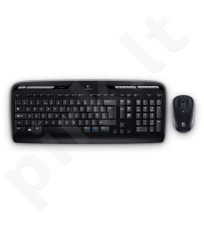 Logitech Wireless combo, Desktop MK330