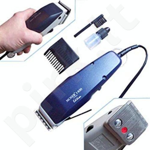 Plaukų kirpimo mašinėlė MOSER 1400-0053 Edition