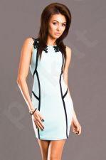 Emamoda suknelė - mėtų 6507-1