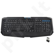 Gigabyte Gaming keyboard FORCE K7 Wireless, Black