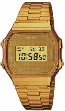 Laikrodis CASIO A168WG-9B Vintage moteriškas