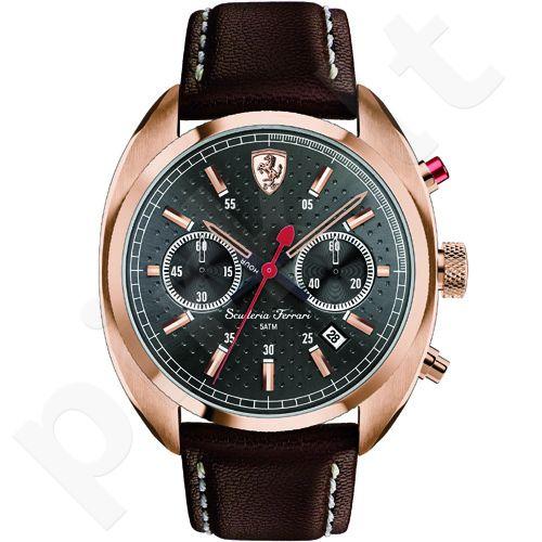 Ferrari Formula Sportiva 0830210 vyriškas laikrodis-chronometras