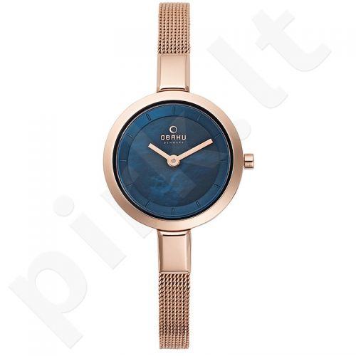 Moteriškas laikrodis Obaku V129LXVLMV