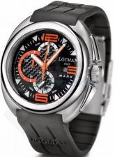 Laikrodis LOCMAN MARE chronografas   013300BKNOR9GOK