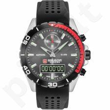 Vyriškas laikrodis SWISS MILITARY 06-4298.3.04.009