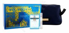 Versace Man Eau Fraiche, rinkinys tualetinis vanduo vyrams, (EDT 100 ml + EDT 10 ml + kosmetika krepšys)