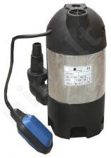 Panardinamas elektrinis vandens siurblys nešvariam vandeniui SD 401