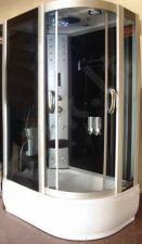 Masažinė dušo kabina K606T kairė