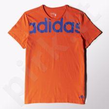 Marškinėliai Adidas Lin Tee M S21286