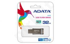 Atmintukas Adata DashDrive UV131 32GB USB 3.0 Gray