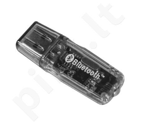 Universalus Bluetooth pakabukasTelemax juodas be pakuotės