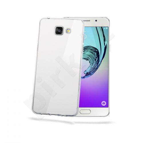 Samsung Galaxy A5 2016 dėklas GELSKIN Celly permatomas
