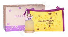 Jesus Del Pozo Halloween Fleur, rinkinys tualetinis vanduo moterims, (EDT 100 ml + kosmetika krepšys)