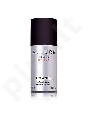 Dezodorantas Chanel Allure Sport, 100ml
