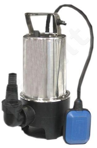 Panardinamas elektrinis vandens siurblys nešvariam vandeniui SD 402