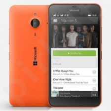 Microsoft Lumia 640XL Single Orange