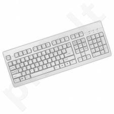 ART Klaviatūra Classica AK-45BC USB/PS2 Balta
