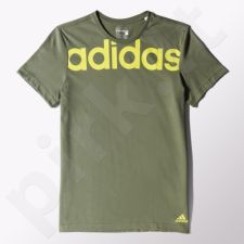 Marškinėliai Adidas Lin Tee M S21283
