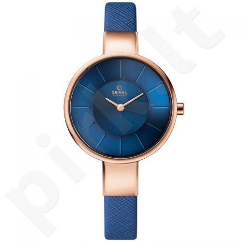 Moteriškas laikrodis Obaku V149LXVLRA