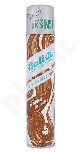 Batiste sausas plaukų šampūnas Plus Beautiful Brunette, kosmetika moterims, 200ml