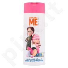 Minions Bath & dušo želė, kosmetika vaikams, 400ml