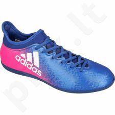 Futbolo bateliai Adidas  X 16.3 IN M BB5678