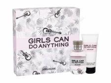 Zadig & Voltaire Girls Can Do Anything, rinkinys kvapusis vanduo moterims, (EDP 50 ml + kūno losjonas 100 ml)