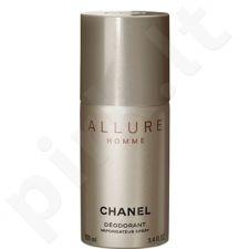 Chanel Allure Homme, 100ml, Dezodorantas vyrams