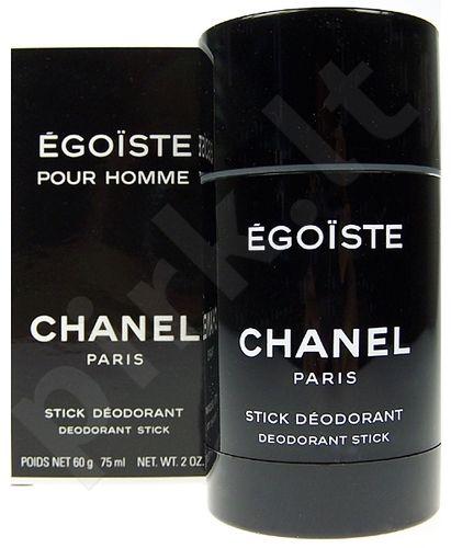 Chanel Egoiste, pieštukinis dezodorantas vyrams, 75ml