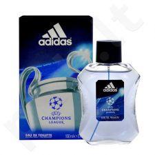 Adidas UEFA Champions League, tualetinis vanduo vyrams, 100ml