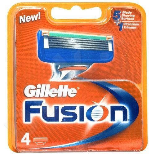 Gillette Fusion, kosmetika vyrams, 1vnt