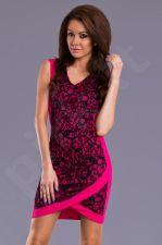 Emamoda suknelė - fuksija 8610-1