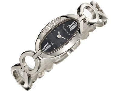 Romanson Classic RM0349QL1WA32W moteriškas laikrodis