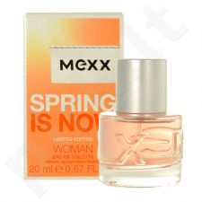 Mexx Mexx Spring is Now Woman, EDT moterims, 20ml