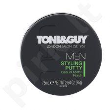 Toni&Guy matinis plaukų glaistas, kosmetika vyrams, 75ml