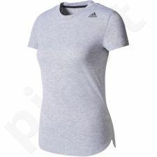 Marškinėliai treniruotėms Adidas Prime Tee W BK2701