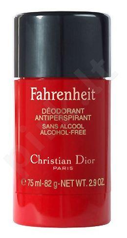 Christian Dior Fahrenheit, pieštukinis dezodorantas vyrams, 75ml