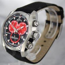 Vyriškas laikrodis BISSET Havker BSCC93SIBR