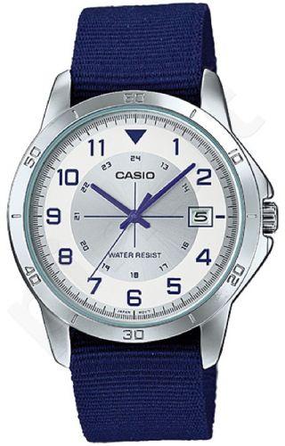 Laikrodis CASIO MTP-V008B-5 - kvarcinis