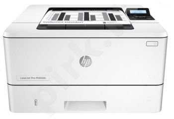 HP PRINTER LASERJET PRO M402D