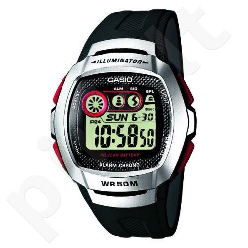 Elektroninis Casio laikrodis W-210-1DVES